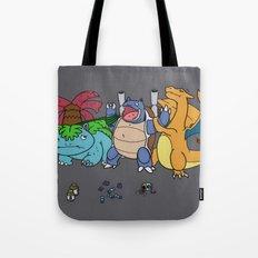Blastoid Tote Bag