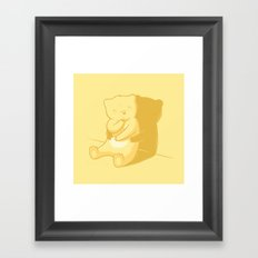 Narcissism Framed Art Print