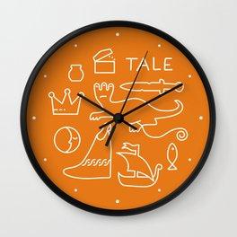 Tale - GD Narrative Wall Clock