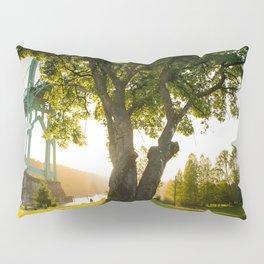 Tree of Light Pillow Sham