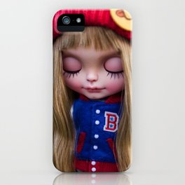 Erregiro Blythe doll Nicky iPhone Case