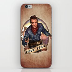 BANG BANG iPhone & iPod Skin