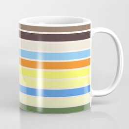 The colors of - to to ro Coffee Mug