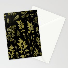 parsley forest Stationery Cards