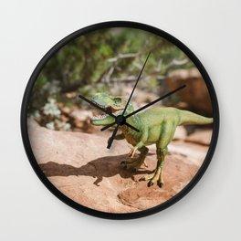 T-Rex, Dinosaur Overlord Wall Clock