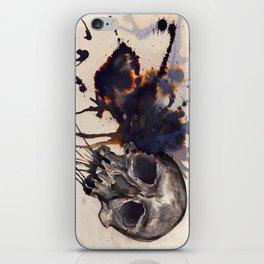 Skull #1 iPhone Skin