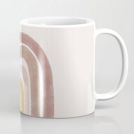 Boho Rainbow Coffee Mug