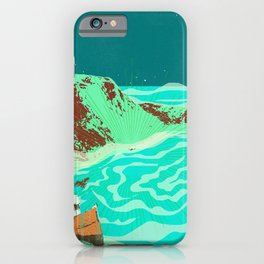 PHANTOM SHORE iPhone Case