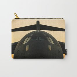 American Military Aircraft Carry-All Pouch