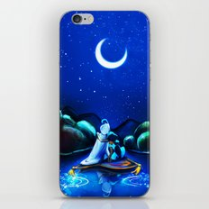 Starry Night Aladdin iPhone & iPod Skin