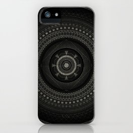 Inner Space 3 iPhone Case