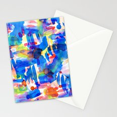 Tropico Blue Stationery Cards
