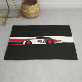 """935/70 """"Moby Dick"""" Rug"""