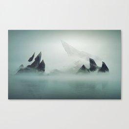 Leviathan Canvas Print