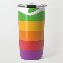 Apple Love Travel Mug