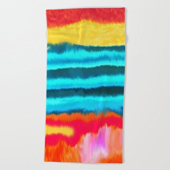 Piñata Beach Towel