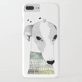 Mr. Galgo Dog iPhone Case