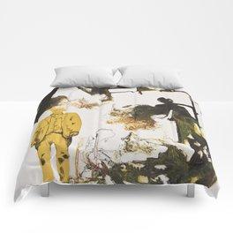 Drawn Restraint (Present) Comforters