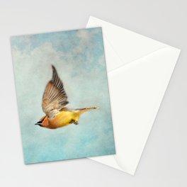Winter Flight Stationery Cards