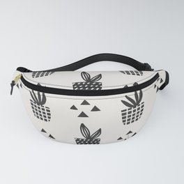 Trendy Stamped Potted Plants Fanny Pack
