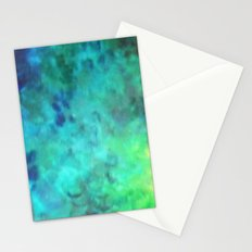 Colors of a fish Stationery Cards