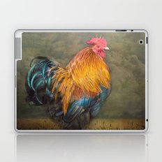 Little red Rooster Laptop & iPad Skin