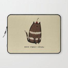 Black Forest Câteau Laptop Sleeve