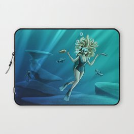 Deep Sea Feelings (Evolve) Laptop Sleeve