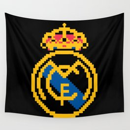 Pxel Real Madrid Wall Tapestry
