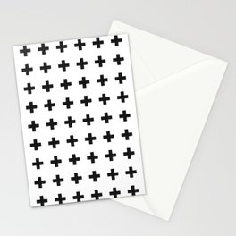 Swiss Cross Stationery Cards