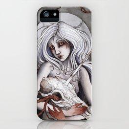 Bereavement iPhone Case