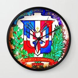 Republica Linda (DR Mission 1) Wall Clock