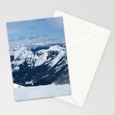 Obertauern Stationery Cards