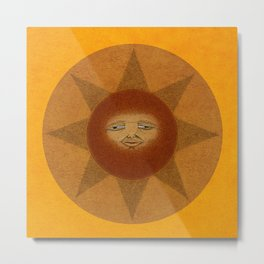 Sunwise Metal Print