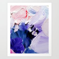 If You Please (Abstract Painting) Art Print