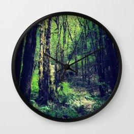 Woodland Way Wall Clock