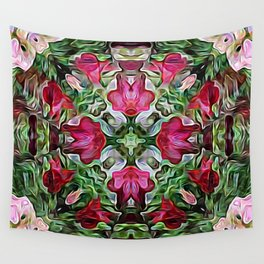 Ring of Harmony Wall Tapestry