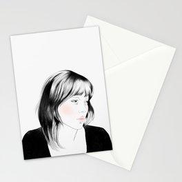 Léa Seydoux - Melancholia Serie Stationery Cards