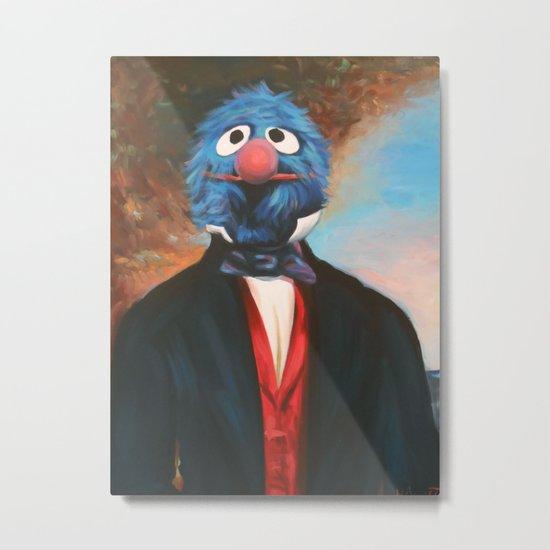 Governor Grover Metal Print