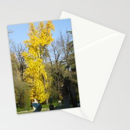 Autumn in Padua Stationery Cards
