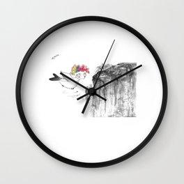 So it's a happy ending. Wall Clock