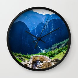 The Sun Temple Wall Clock