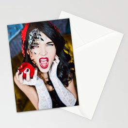 Last Bite, Snow White Stationery Cards