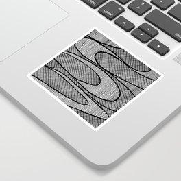 Lines Sticker