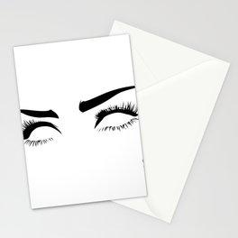 eyez on the prize Stationery Cards