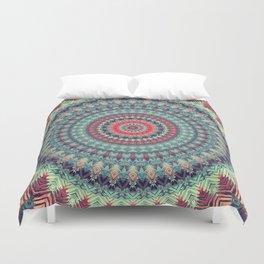 Mandala 365 Duvet Cover