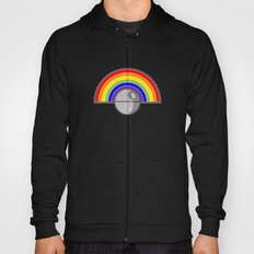 Death Star Rainbow Hoody