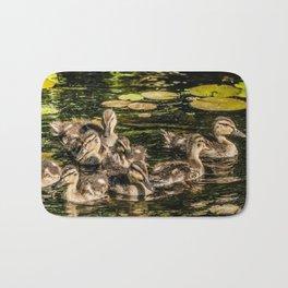 Ducklings Bath Mat
