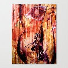 TELSE VAN KAMPEN Canvas Print