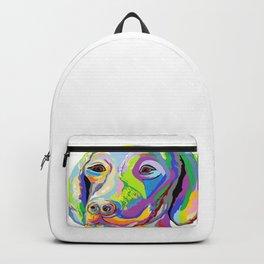 Weimaraner Backpack